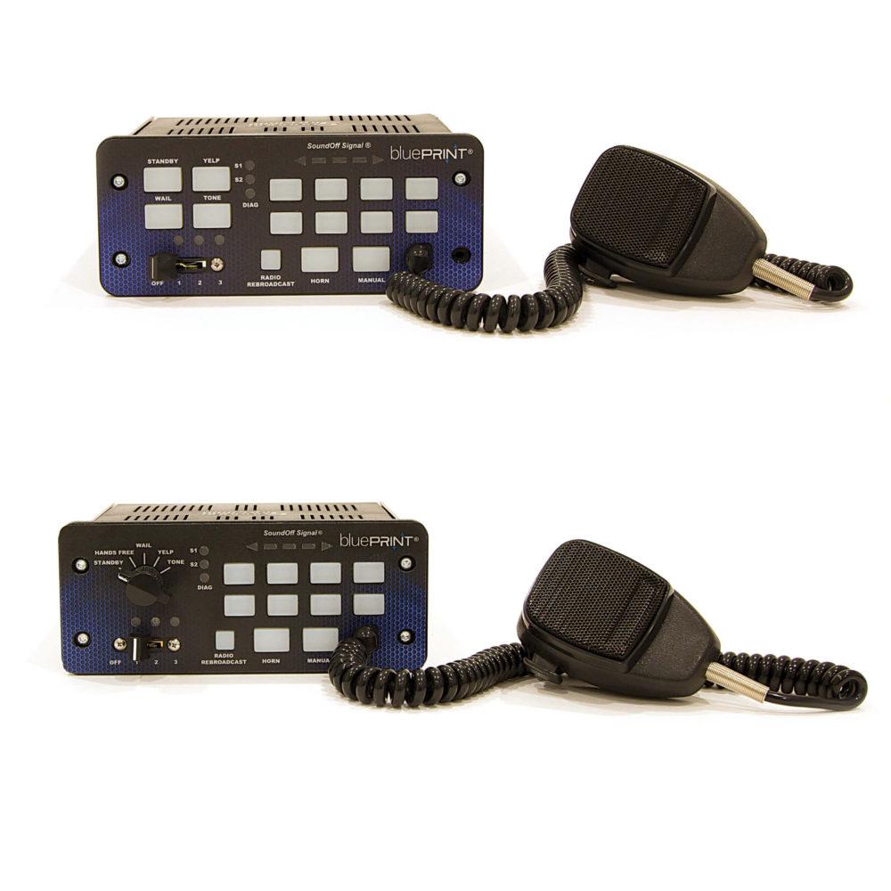 bluePRINT® 400 Series Siren/Switch Module Product Image