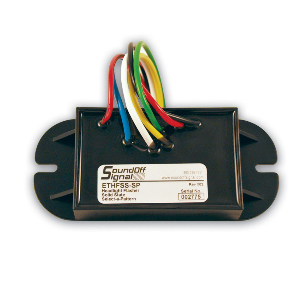 Headlight & Taillight Flashers Product Image