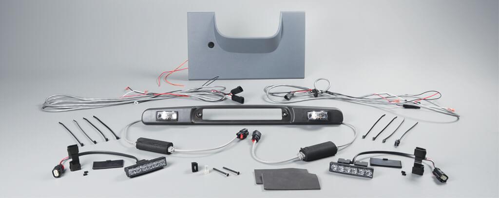Four Corner Strobe Kits Product Image