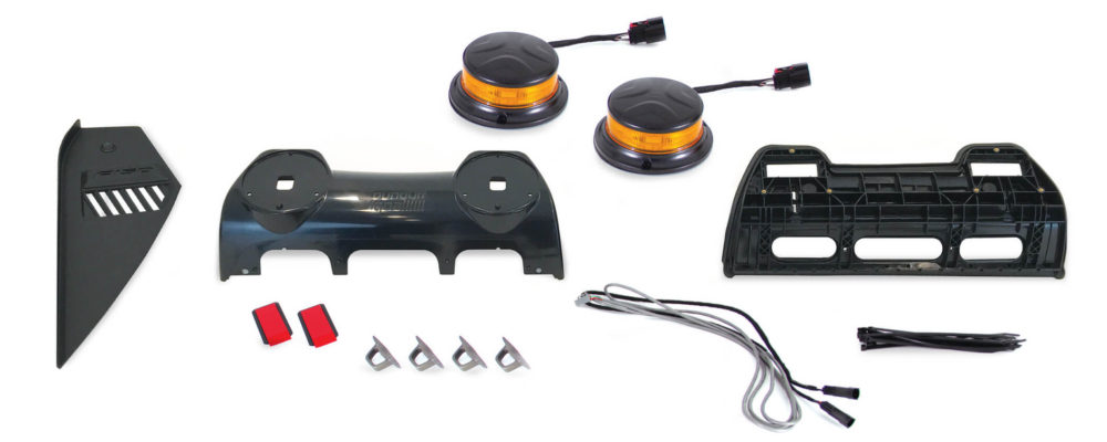 Ford Dual Beacon 360-Degree Lighting Kit Product Image