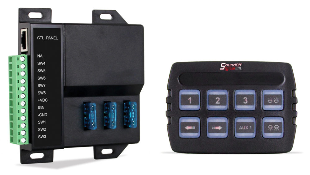 800 Series Multi-purpose Control Panel Product Image